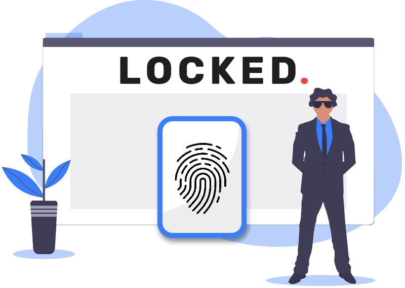 LOCKED - Safe Vault App for Android